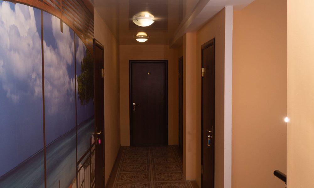 Коридор 2-й этаж.