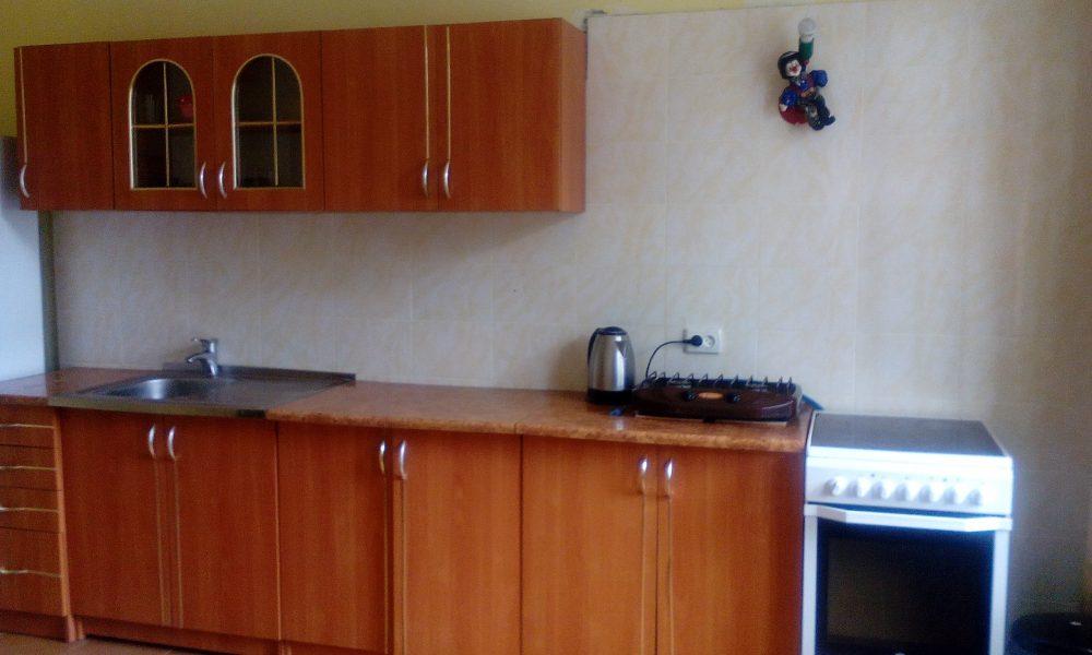 Кухня для самостоятельного приготовления еды.